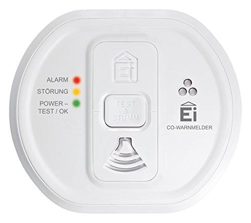 Ei Electronics Ei208 10-Jahres-Kohlenmonoxidwarnmelder, 1 Stück