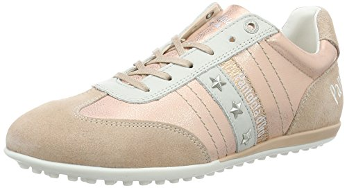 Pantofola d'Oro - Imola Donne Low, Pantofole Donna Pink (Spanish Villa)