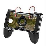 Globalqi Gamepad MV Position 3 in 1 Empfindliche Antwort Gamepad Survival Jedi zu Essen Halterung für Hühnerartefakt 4,7-6,5 Zoll Handy mit Bildschirm (Ein Paar)