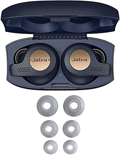 Jabra Elite Active 65t Alexa Enabled True Wireless Sports Earbuds with Charging Case - Copper Blue Image 5