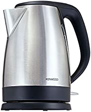 Kenwood 3000W Jug Electric Kettle, Silver, 1.7 litre, SJM280