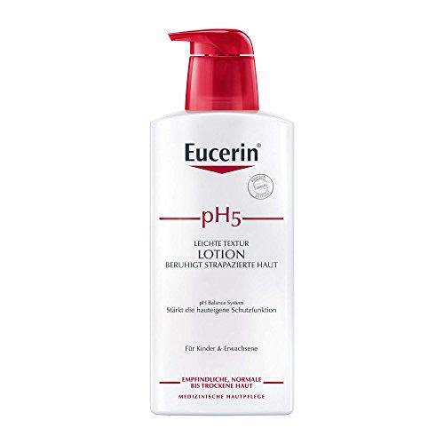 Eucerin pH5 leichte Körperlotion, 400 ml