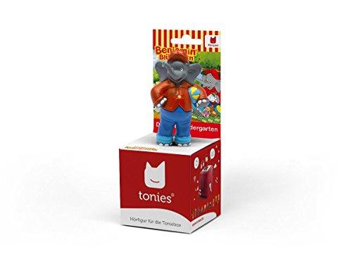 Preisvergleich Produktbild Boxine 11301-1033 - Tonie Benjamin Blümchen Zoo-Kindergarten, Lernspielzeug
