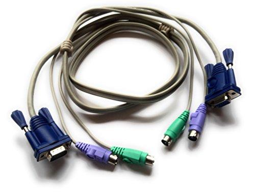 Ps2-maus-tastatur-monitor-kabel (PP PremiumPrintware Monitor / Maus / Tastatur - Kombikabel)