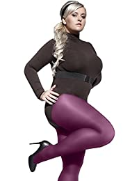 35deb8222cbf9 Plus Size Tights Perla 40 Den With Special Comfortable Gusset XL-4XL by  Adrian