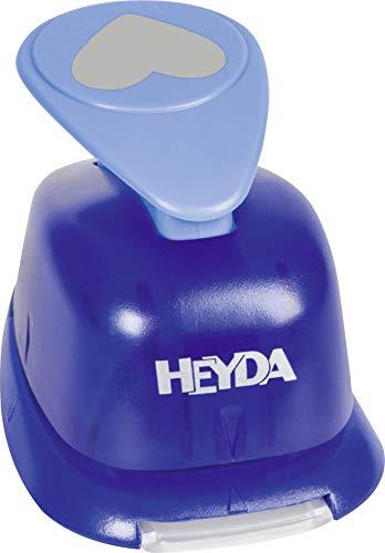 Heyda 203687501 Heyda 203687501 Motivstanzer groß Motivgröße: ca. 2,5 cm, Motiv: Herz