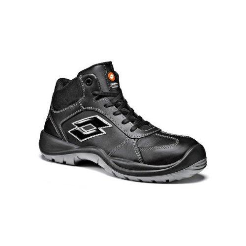 Lotto Works - Chaussure de sécurité montante Superior Lotto Works - Q2007 - Noir, 42