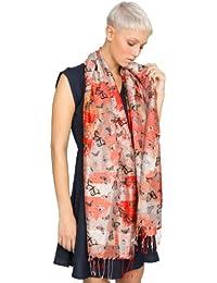 Handwoven Printed Silk Scarves
