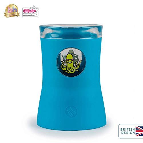 TUMTUM Kinder 'S CUP (Octopus) (Blauer Octopus-becher)