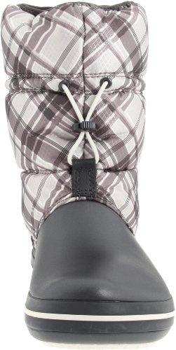 Croc'odor Damen Crbndwtrbt Pd Stiefel Graphite/Oyster