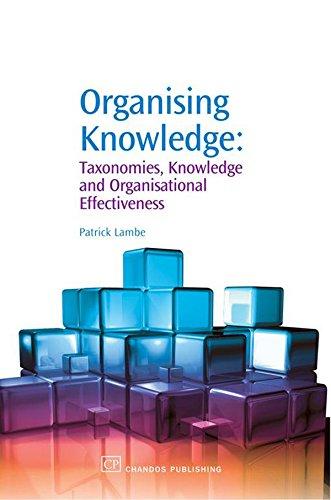 Patrick lambes organising knowledge taxonomies knowledge and pdf patrick lambes organising knowledge taxonomies knowledge and pdf fandeluxe Images
