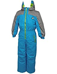 Longboard - Jul bleu combi ski cadet - Combinaison de ski