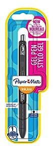 Paper Mate InkJoy Gel Pen, Medium Point - Black, Pack of 1