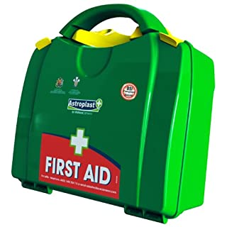 Astroplast Wallace Cameron 1002657 First Aid Kit, BSI-8599, Large
