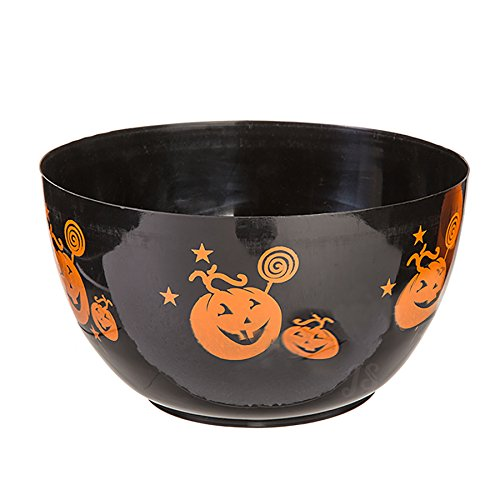 Preis am Stiel Halloween Schale | Kürbis | Geister | Orange Kürbis Schüssel