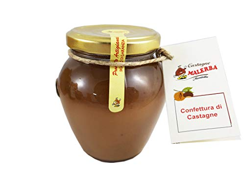 Confettura di castagne igp di montella - marmellata