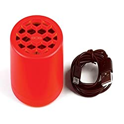 808 THUMPTM Bluetooth Wireless Speaker - Red
