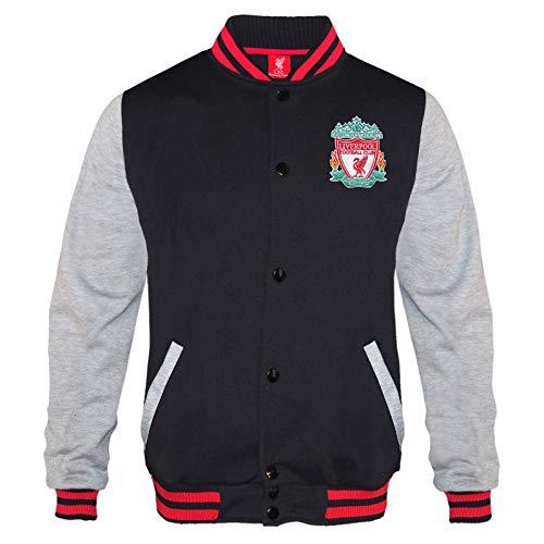 Liverpool FC - Chaqueta deportiva oficial hombre -