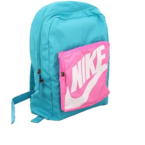 Nike, BA5928-367 Größe One size TEAL NEBULA/CHINA ROSE/WHITE (Nike Rucksack Teal)