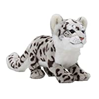 29cm Lucky the Snow Leopard Plush