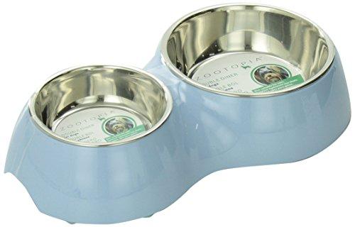 Zootopia Doppelnapf für Hund, klein, Blau