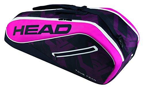 HEAD Tour Team 6R Combi Schlägertasche, Blau, 68 x 40 x 20 cm