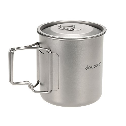 docooler-420ml-titanium-cup-with-cover-camping-mug-with-lid-picnic-water-cup-outdoor-tableware