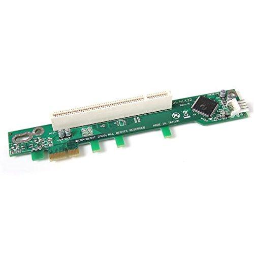 StarTech.Com PEX1PCI1R PCI Express auf PCI Riser 1X Karte für Intel 1HE IPC-Server