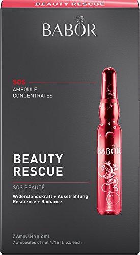 BABOR AMPOULE CONCENTRATES Beauty Rescue, Gesichtspflege für strapazierte Haut,...