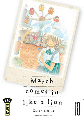 March comes in like a lion Edition simple Tome 10
