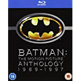 Batman Legacy - Batman, Batman Returns, Batman Forever, Batman and Robin