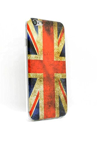 "iPhone 6/6S ""11,9 cm – Bild Slim Fit Case Cover Protector, union jack, iPhone 6 union jack"