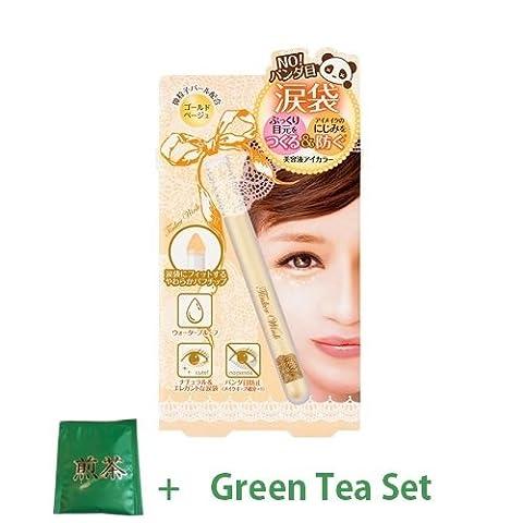 Tinker Wink Tear bags Eye Color - Gold Beige (Green Tea Set)