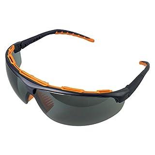 Artilux Schutzbrille Jaguar beschlagfrei sportliche Brille div Ausführungen, Farbe:grau