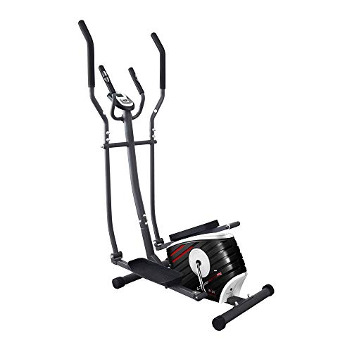 Body Sculpture Programmable Magnetic Elliptical Cross-Trainer [BE3111G]