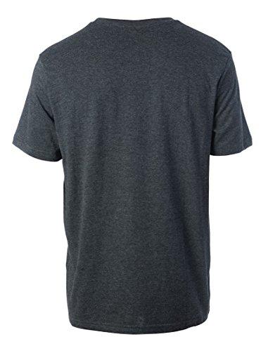 Rip Curl Herren Losange Logo Tee T-Shirt Dark Marle