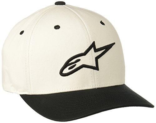 Alpinestars Herren Cap Ageless Curve Hat weiß
