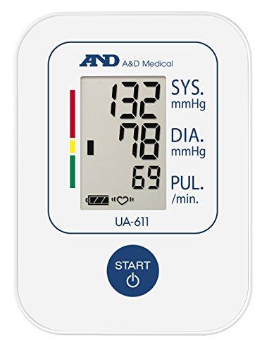 A&D Medical UA-611 Misuratore di Pressione da Braccio Digitale, Clinicamente Validato - 3