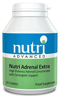 Nutri Advanced Adrenal Extra 120 Tablets