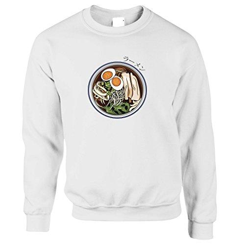 ittel Tasty Asian Kawaii Eier Gemüse Gesunde Unisex-Pullover (Braten Cosplay)