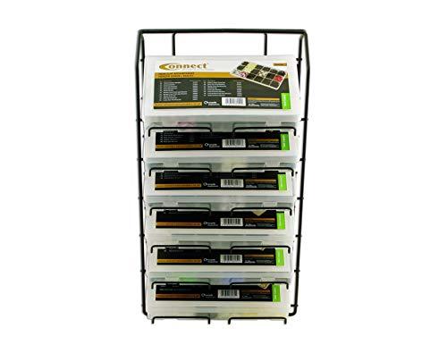 Preisvergleich Produktbild Connect Werkstatt Consumables 35017 Argonregler,  Sortimentbox,  6 Etagen,  für Rand