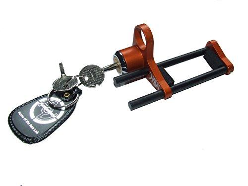 New ACL Archery Anti-Theft und Safety Lock für Compound-Bögen Orange