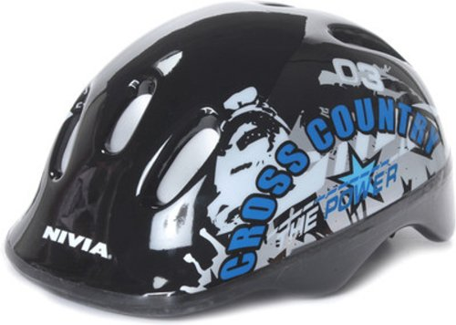 Nivia Cross Country Helmet, Medium  available at amazon for Rs.576