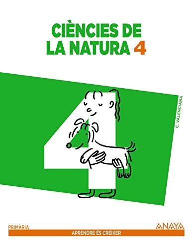Ciències de la natura 4. (Aprendre és créixer) - 9788467879674