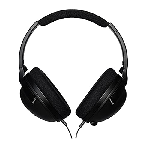 Steelseries 61022 - SteelSeries 4H Gaming Headset - Black (61022) - Delivered In ECO Friendly Brown Box