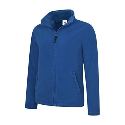 418sOzvc2VL. SS500  - UC608 - Ladies Classic Full Zip Fleece Jacket (300 GSM) - Royal - XX Large