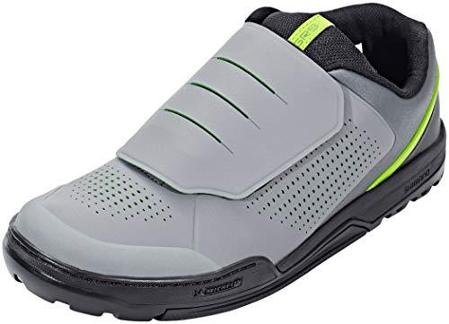 SHIMANO SHIMANO SH-GR9 Schuhe grau/schwarz Schuhgröße 38 2019 Fahrradschuhe