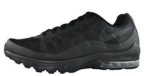 Nike Air Max Invigor, Chaussures de Running Entrainement Homme Noir (Black / Black-Anthracite)