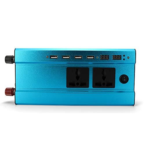 ChaRLes 1000W/500W 4Usb Interface Solar Power Inverter 12V/24V Dc Bis 220V Ac Konverter Charger - 12-220V 500W -