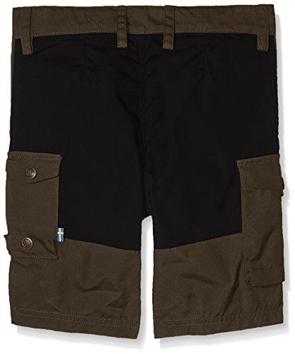 Fjällräven bambini Shorts kidsvidda Shorts, Bambini, 82469 verde oliva scuro